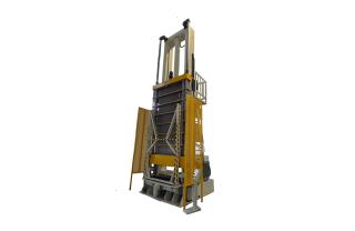 Vertical Expanding Machine