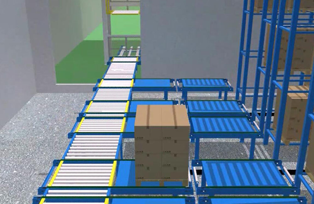 ASRS Automated Warehouse