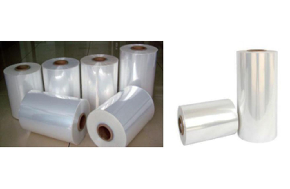 POF Heat Shrinkable Film