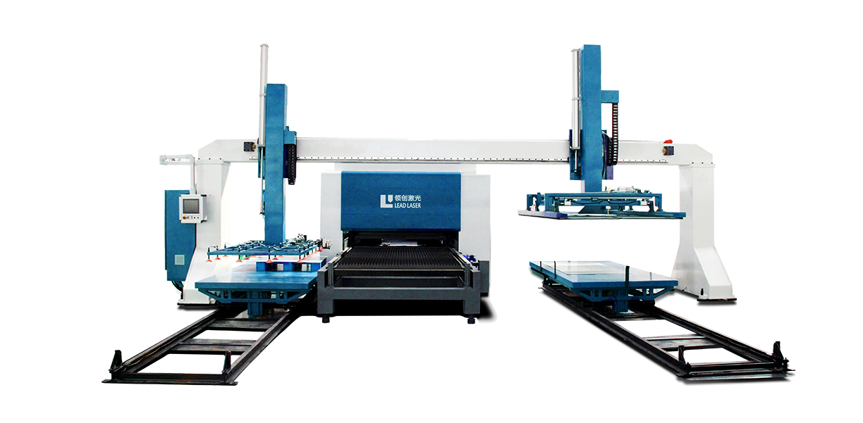 Laser Cutting Machine +Loading And Unloading System