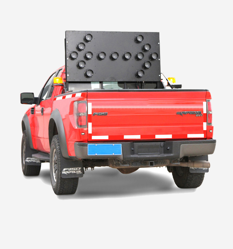 Mounting -90 Degree Power Lift Kits  Led Arrow Boards