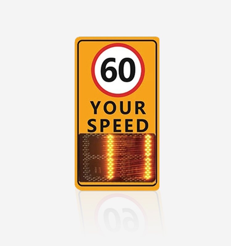 Radar Speed Display Signs