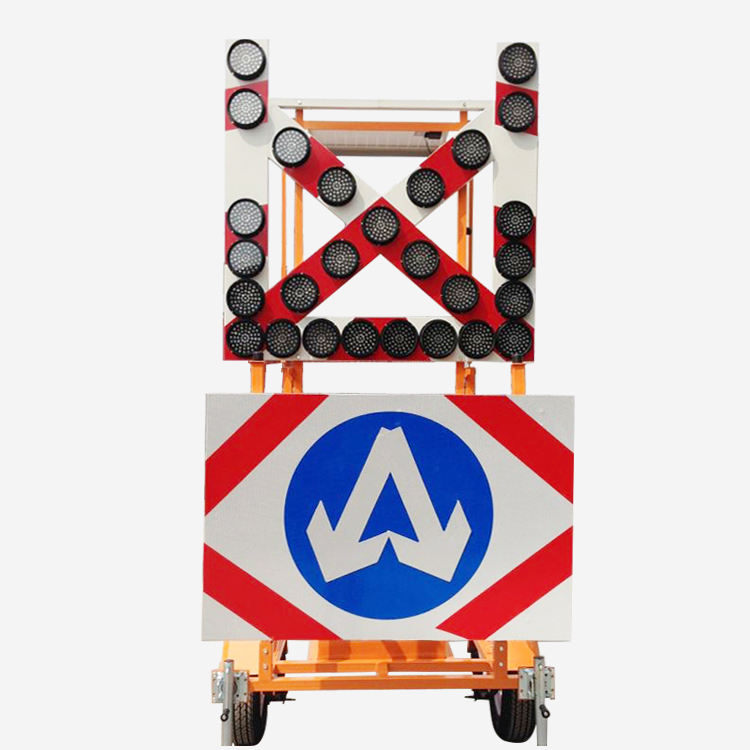 Multi-purpose transportation Solar Arrow Board