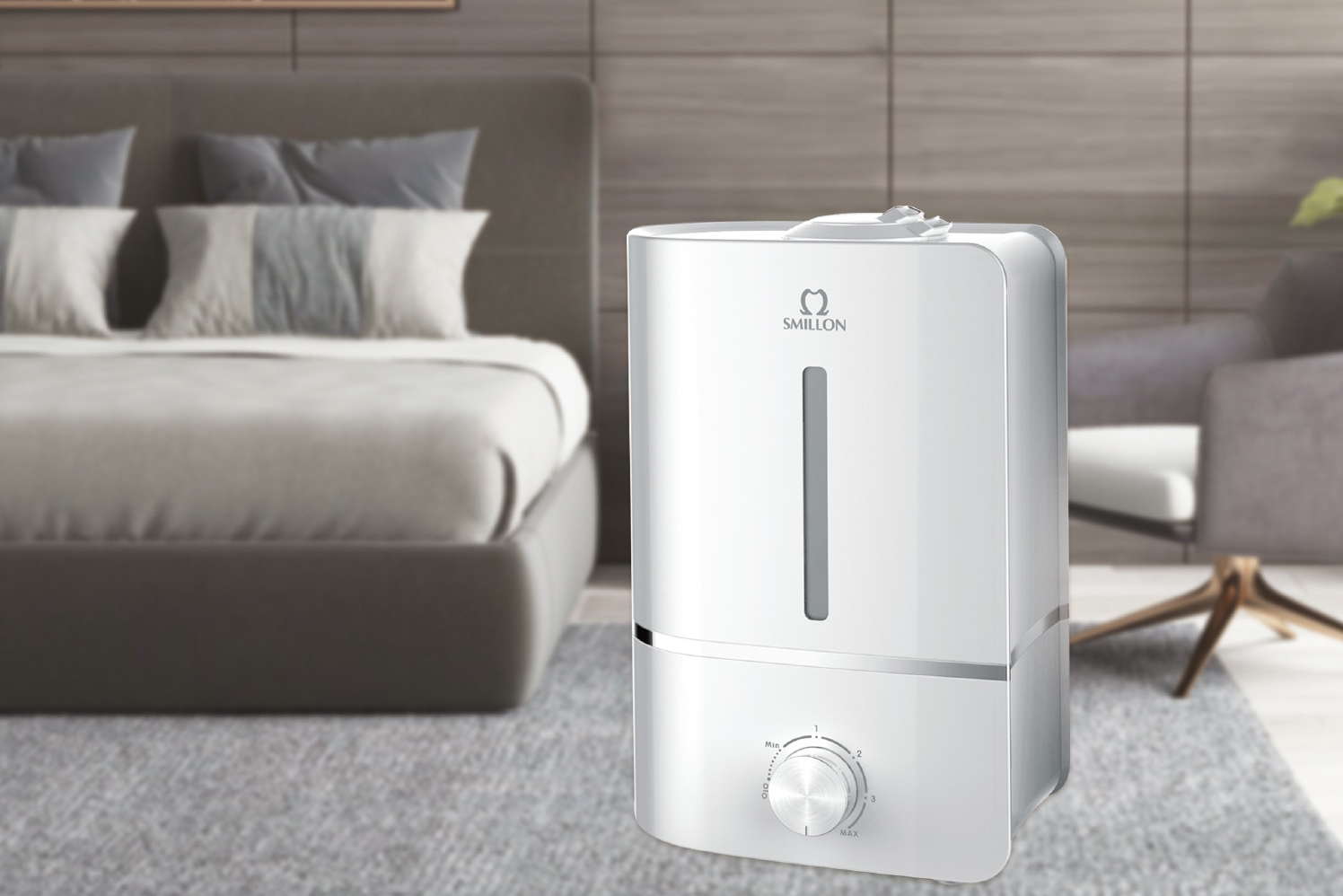 Small Humidifier, Small Room Humidifier 206