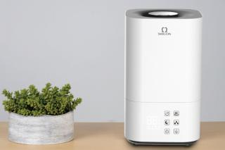Air Purifier Humidifier with HEPA & Active Carbon Filter 705