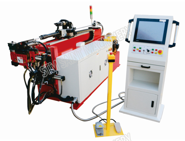 STB-18CNC-4A-2S Electric Cnc Pipe Bender