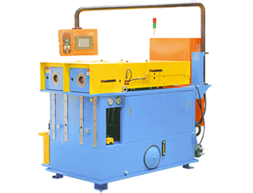 End Forming Machine For Exhaust Pipes