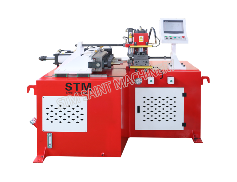 TM60-DC Double-Clamping End Forming Machine