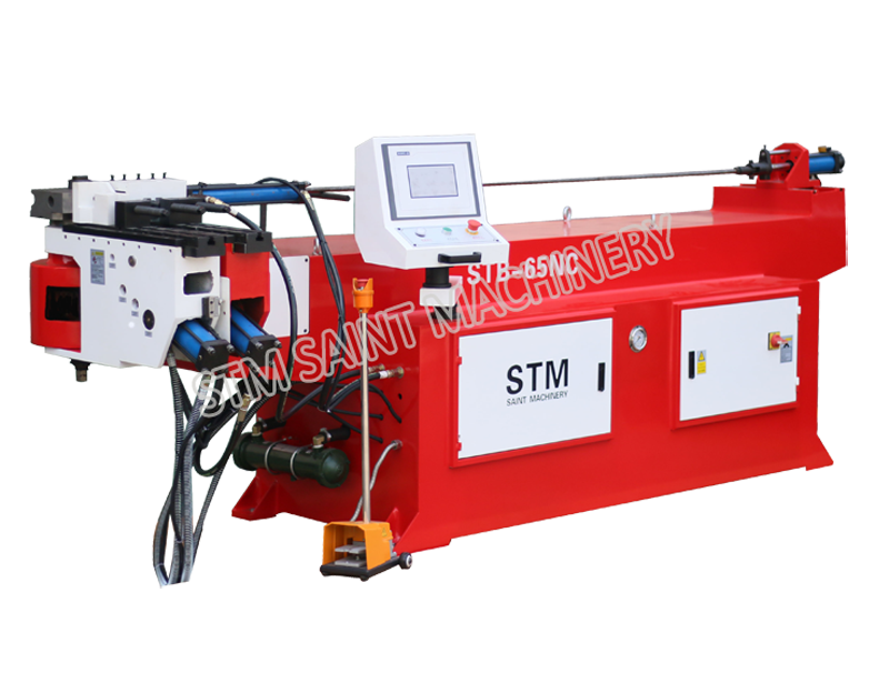 STB-65NC Hydraulic Pipe Bending Machine