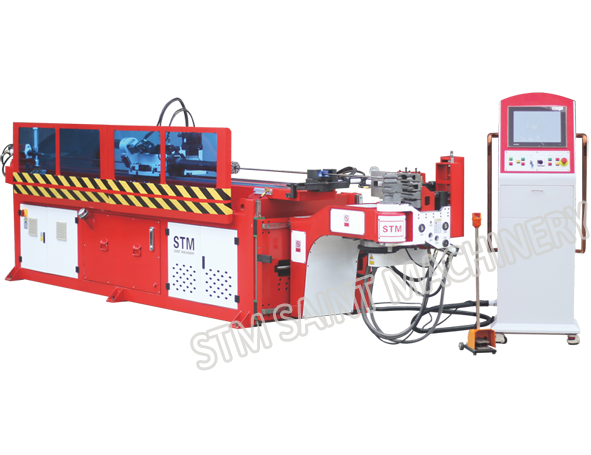 STB-38CNC-4A-3S Mandrel Tube Bending Machine Three-Stack Tooling