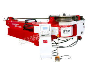 STB-114NC Hydraulic Mandrel Pipe Bending Machine