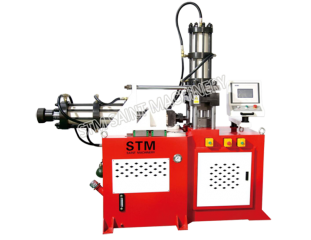 TM200 Heavy End Forming Machine for Exhaust Muffler Hanger