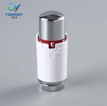 HVAC Systems Mechanical Radiator Valve for Water Cooling