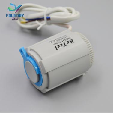 Mechanical Thermostat DC Electric Linear Actuator