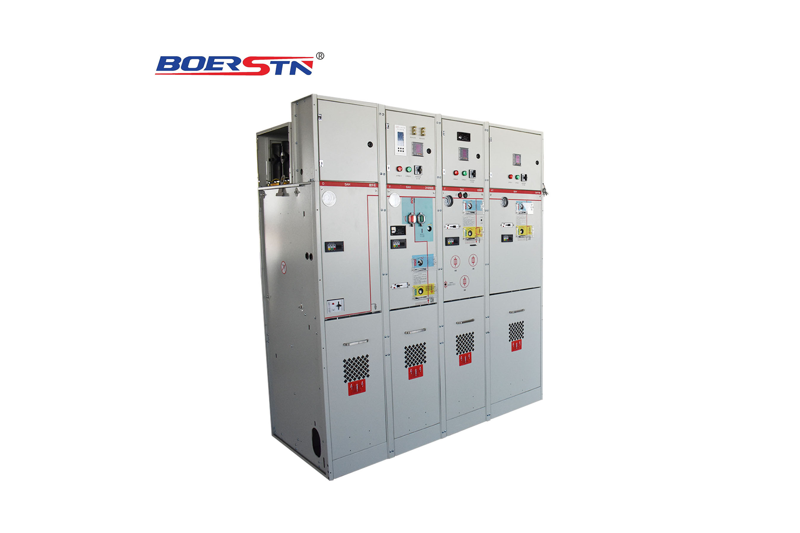 High Voltage SF6 Gas Insulated Switchgear(GIS) BRM6-12/24/40.5KV