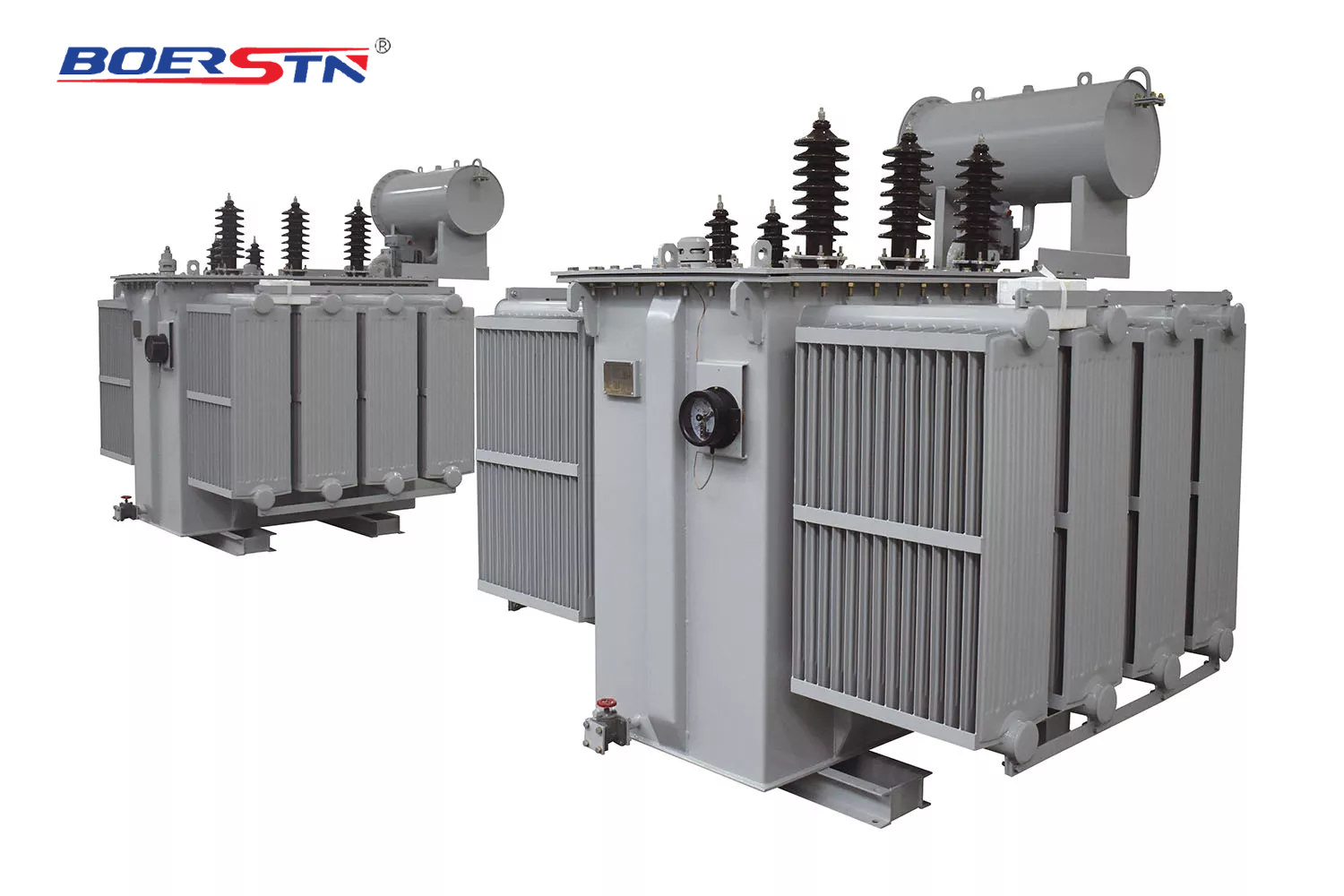 Hermetically Sealed Three Phase Oil Immersed Power Transformer