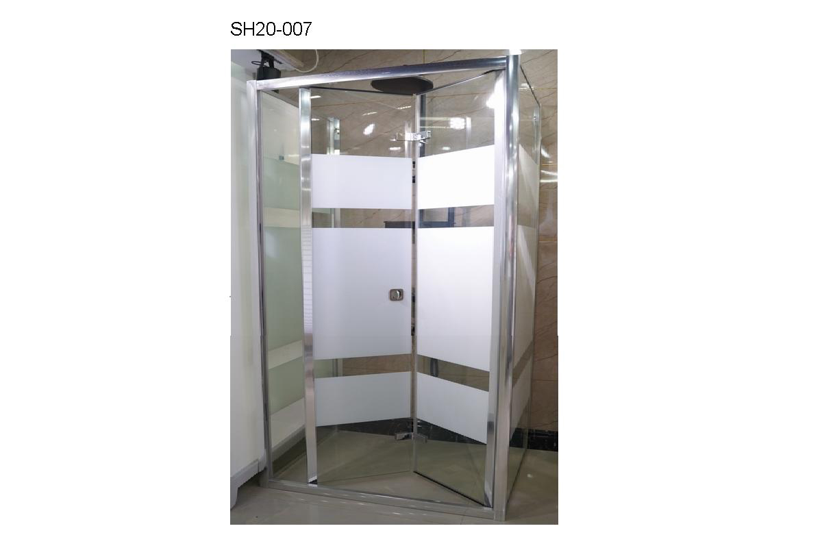 SH20-007 - Folding Door Enclosure
