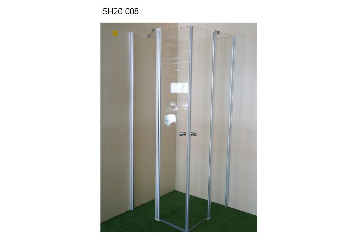 SH20-008 - Shower Enclosure in turning doors