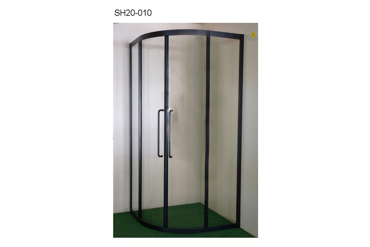 SH20-010 - Round Enclosure in sliding doors