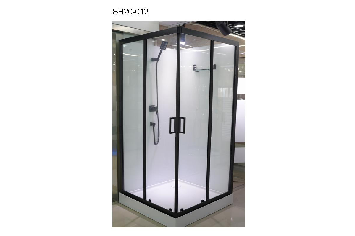 SH20-012 - Square Cabin with Shower Set