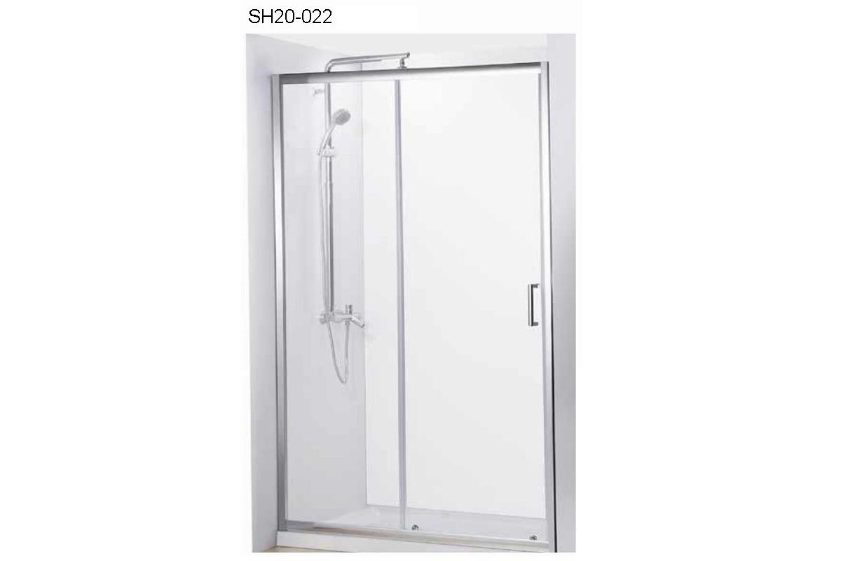 SH20-022 - One Sliding Door Partition