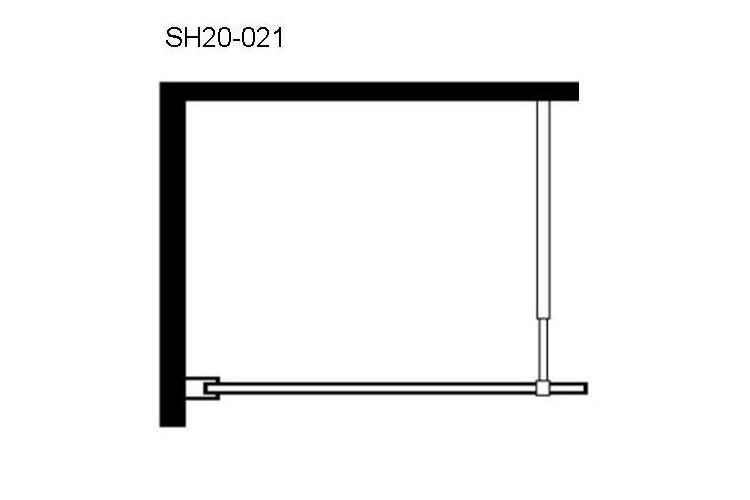 SH20-021 - Wall-in Partition