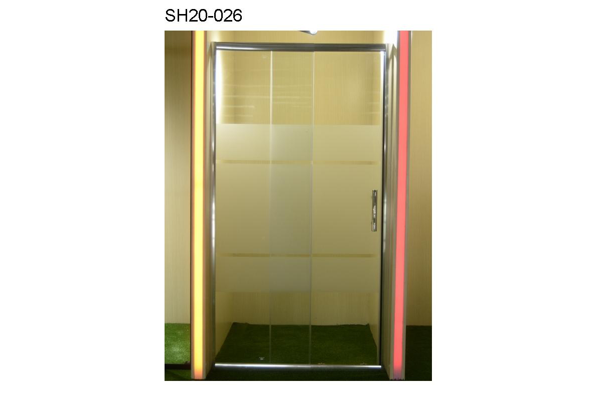 SH20-026 - Extention partition in sliding doors