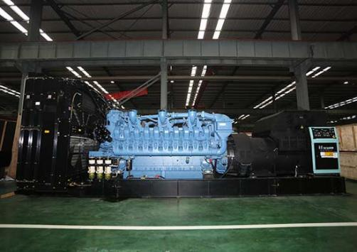 THH Series High Voltage Generator Sets