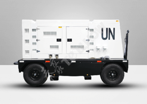 Integrated Type-MTU Powered Trailer