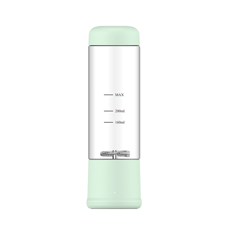BL-06 IMONS Portable Beverage Mixer Blender Can Use Cocoa Matcha, Albumen Powder, Milk, Magnetic Charge, Rechargeable