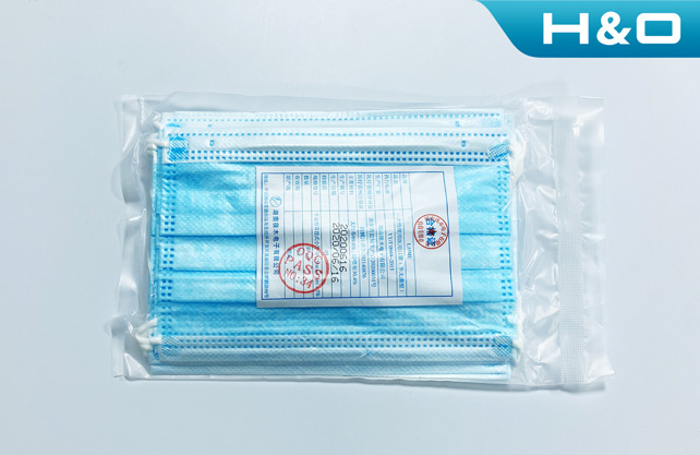 Disposable medical surgical маsk (Children's)