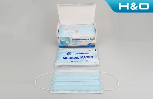Disposable medical маsk (non-sterile)