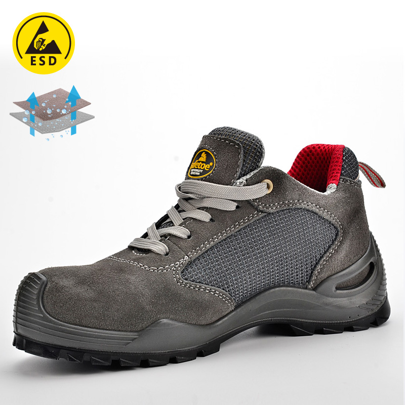 Summer Safety Shoes L-7296