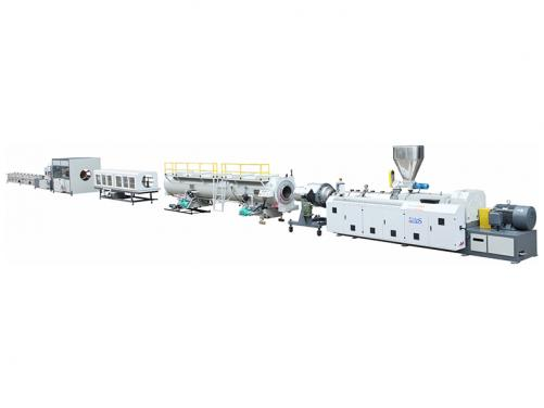 CPVC/ MPP electric protection / PVC special pipe extrusion line