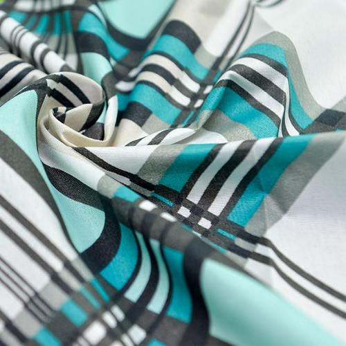 100% Polyester Microfiber Fabrics Disperse Print