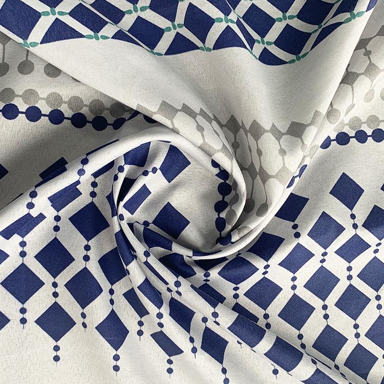 100% Polyester Microfiber Fabrics Pigment Print