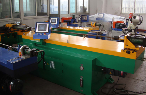 Hydraulic Tube Bending Machine 63B