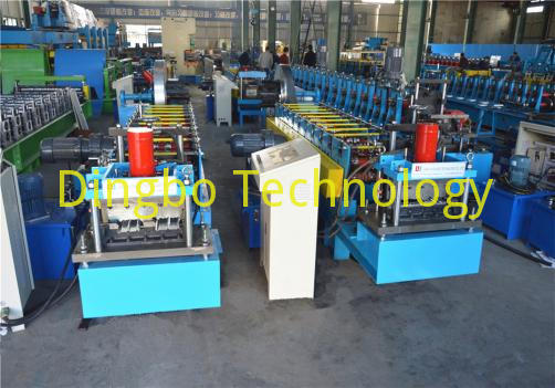 Blade Roll Forming Machine