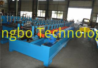 Hat Section Roll Forming Machine