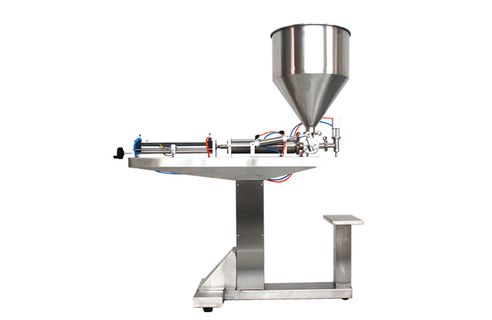 Floor Paste Filling Machine