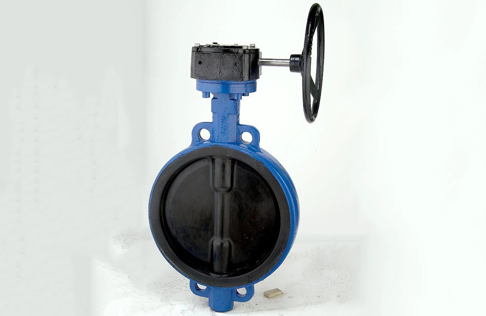 Resilient Seated Center Line Butterfly Valve