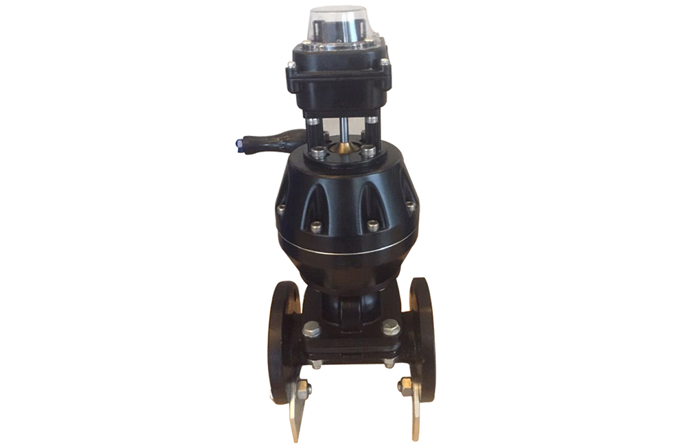 Pneumatic Actuator Diaphgram Valve