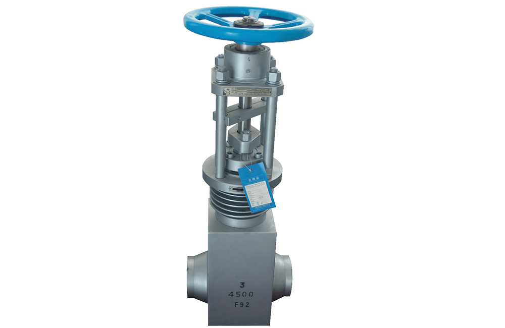 Pressure Seal Globe Valve High Temperature And High Pressure Globe Valve