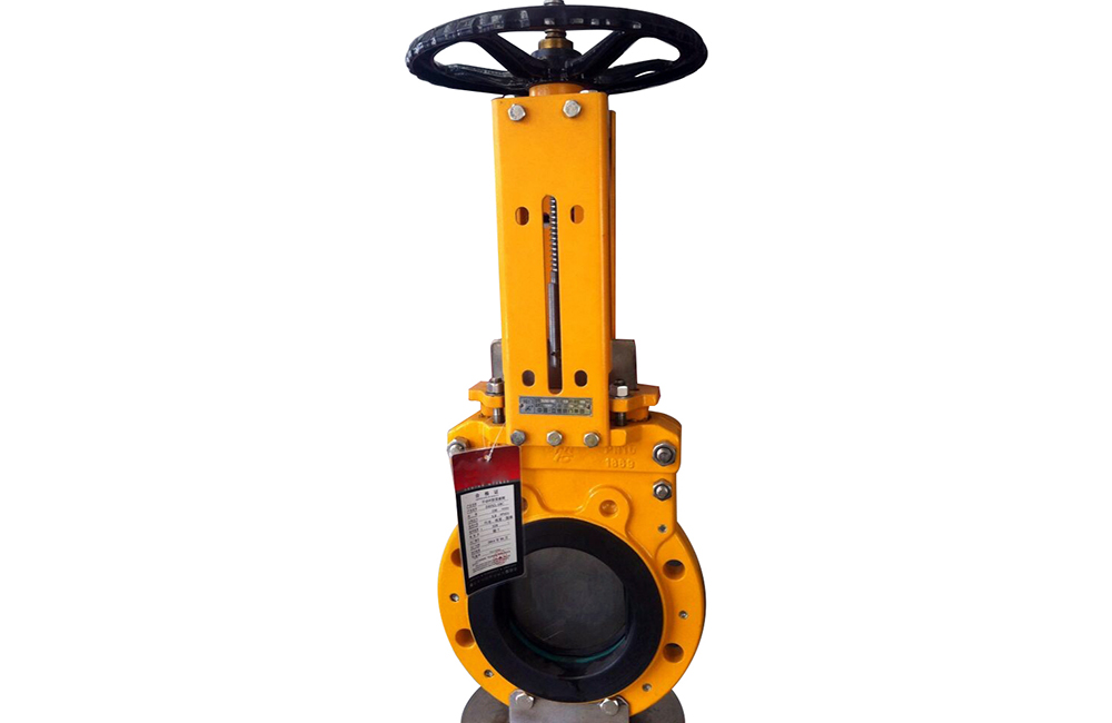 Bidrectional Resilent Seated Knife Gate Valve