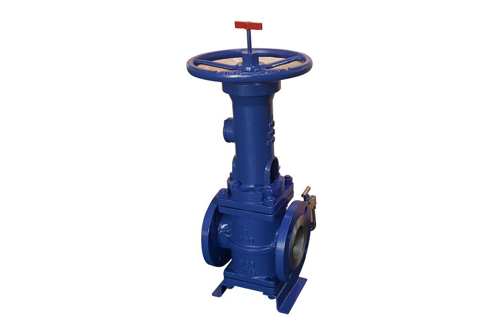 Double Block And Bleed Plug Valve  or Twin seal  Orbit Plug Valve