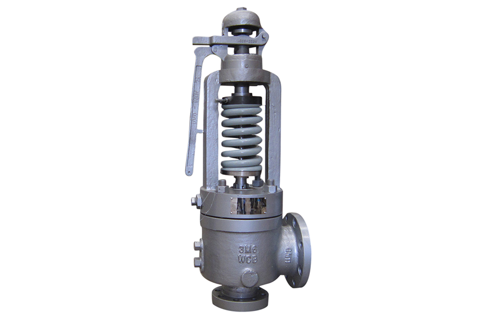 High Performance Steam Safety Valve