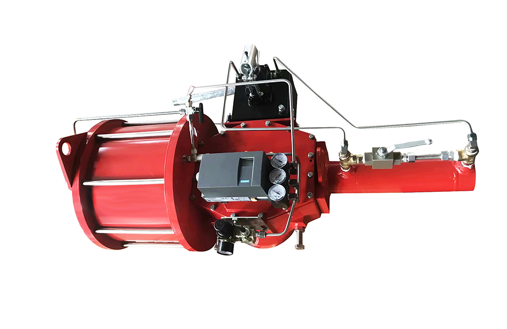 Heavy-Duty Scotch Yoke Actuator