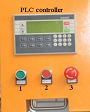 manual powder coating booth