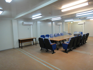 site office for sale
