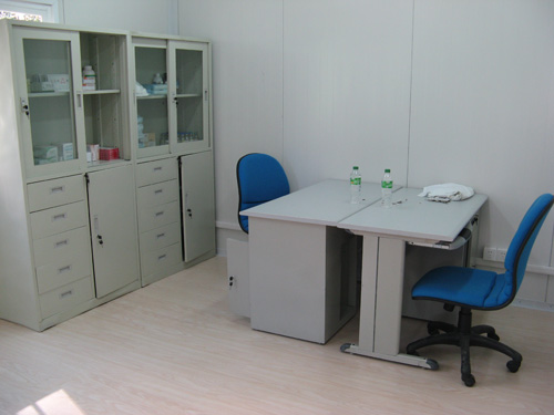 Medical container in china